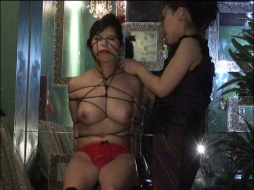 Sadistic Tragedy of Blue Rose Mansion Part 1 Asians BDSM