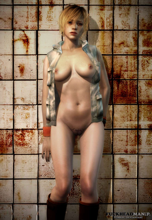 Heather Mason ( Silent Hill 3) assembly 3D Porno