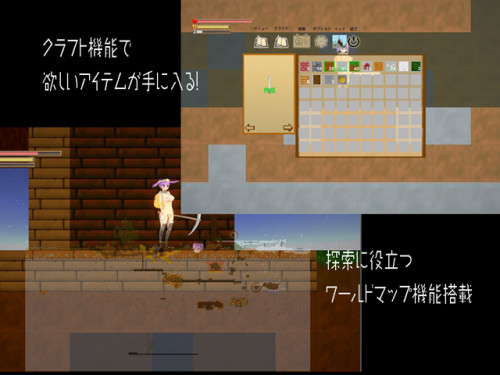 Monster X Fuck X Craft Hentai Games