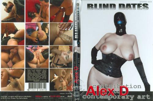 Alex D - Blind Dates BDSM Latex