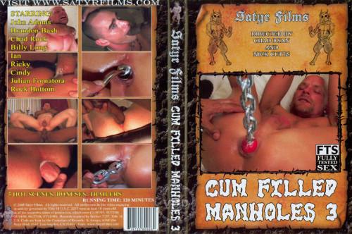 Satyr Films - Cum Filled Manholes 3 (2008)