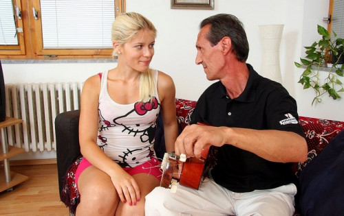 Nikola - man Goes Rock'N'Roll and Does boy's Girlfriend Old and Young