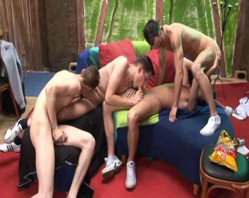 Thrill Of Hardcore Gangbang