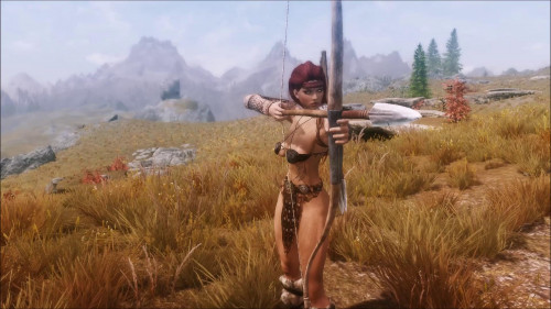 Nord Huntress Fucks Her Pet Troll 3D Porno