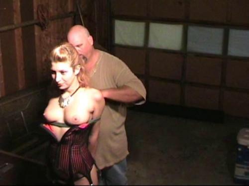 Betty: Bondage Model Test