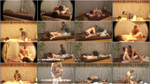 22cm Dick Oil Massage Shop at Nishi Waseda (2016)