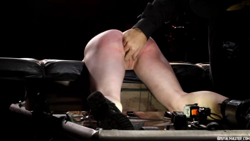 BrutalMaster - Kitty First Time In Hell BDSM