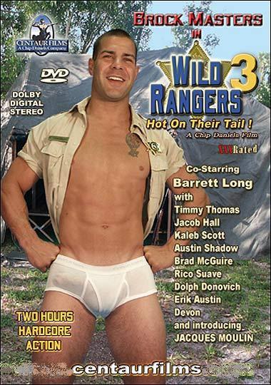 Wild Rangers vol.3 Hot on Their Tail! Gay Full-length films