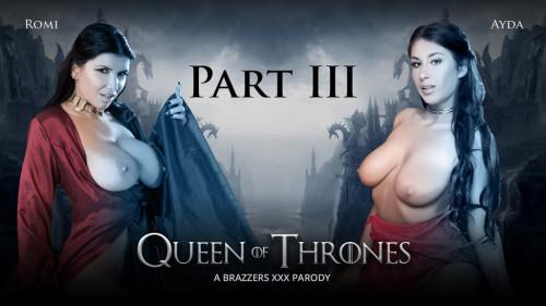 Queen Of Thrones Part 3