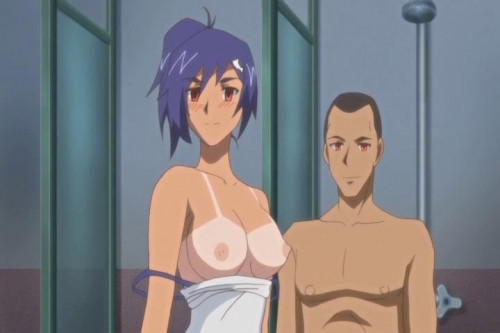 Kansen Ball Buster The Animation Ep.01 Anime and Hentai