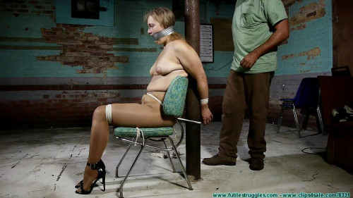 The Girl's Tit Torture BDSM
