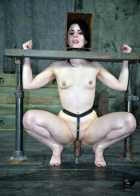 Aesthetics of pain in BDSM