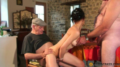 Papy Voyeur scene 24 part 1 Old and Young