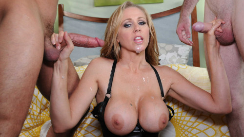 Attractive Milf Teaches The Guy How To Fuck Well Threesome