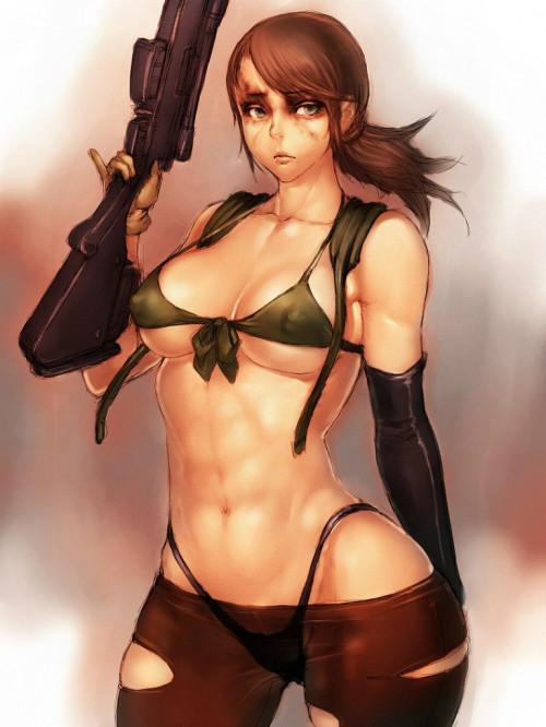Quiet (Metal Gear Solid)