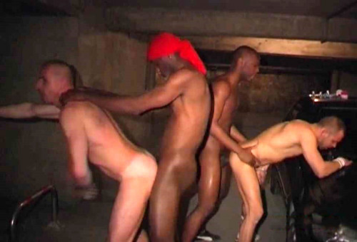 Souann & Tyler with Two French studs Fuck (720p)
