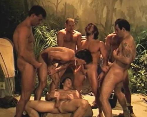 Erectus Orgy With Hard Cocks