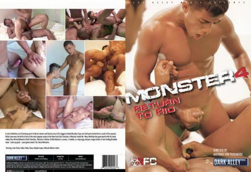 A Monster Inside Me 4: Return To Rio Gay Movie