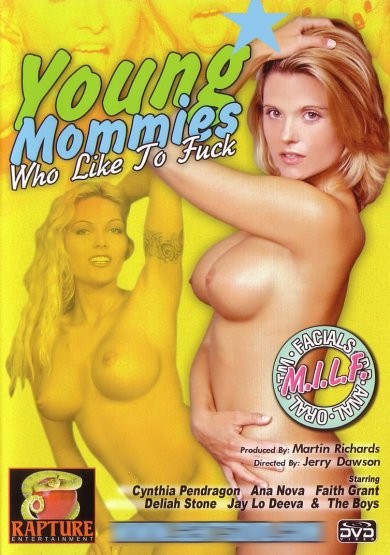 Young Mommies Who Like To Fuck