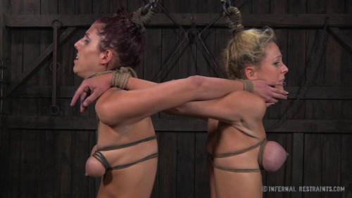 Extreme Device Bondage and Metal video 18