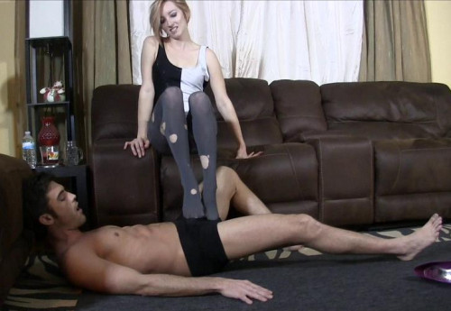 Teased And Abused By Orias Part 1