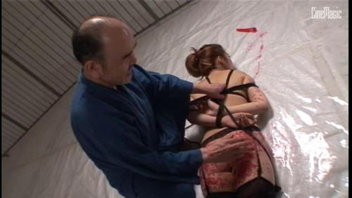 Home made bondage part 36 Asians BDSM