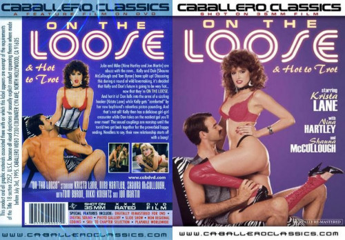 On The Loose (1987) - Krista Lane, Nina Hartley, Shanna McCullough Vintage Porn
