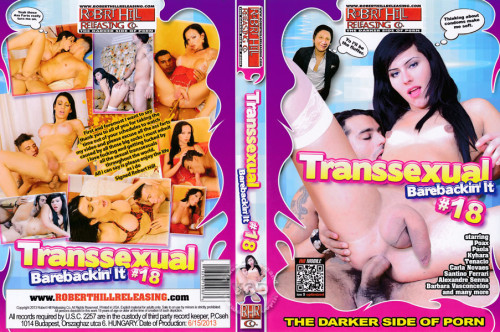 Transsexual Barebackin It Part 18 (2013)