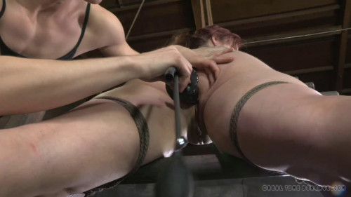 Bella Rossi Plays A Humiliating Puppy Play Game. BDSM