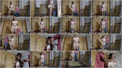 Alexis Rain - Accepts The Escape Challenge Part 1 BDSM