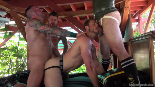 Pound Outdoor Orgy