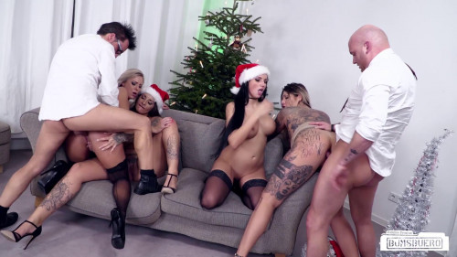 X-mas office orgy (2017) Orgies