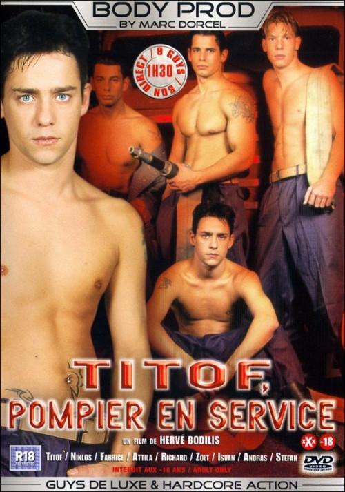 Titof, Pompier En Service Gay Movies
