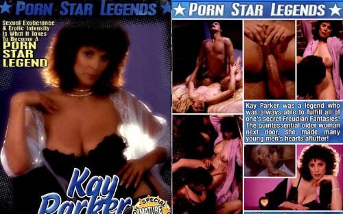 Porn Star Legend: Kay Parker Celebrities