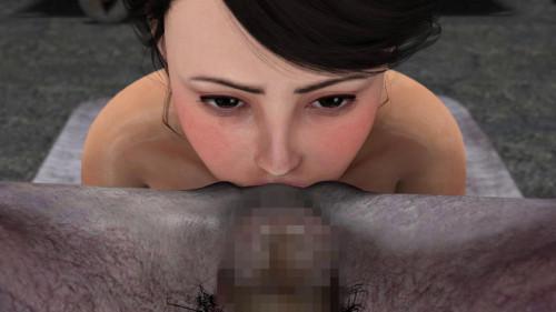 Strange Ero Tales - Spirit Alley 3D Porno