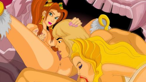Extreme porn cartoons 3 Cartoons
