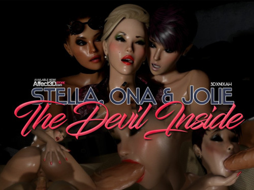 Affect3d - Stella, Ona & Jolie - The devil inside