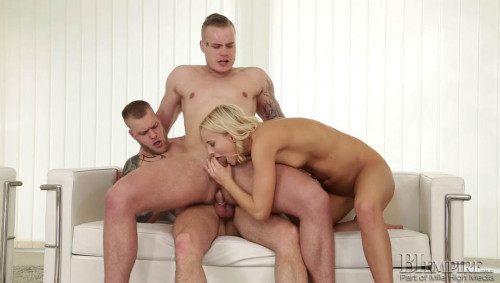 Victoria Pure - the three are more cheerful - 540p Bisexuals