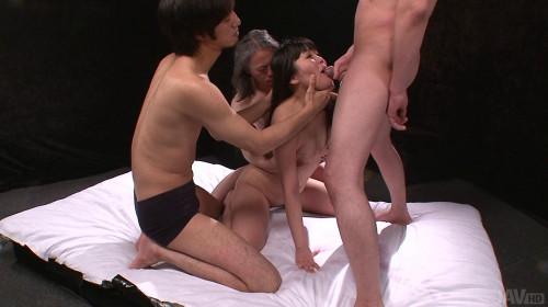 Nene Masaki - Teen Nene Masaki Loves Anal Sex And Creampies