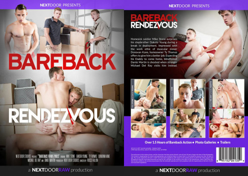 Next Door Studios – Bareback Rendezvous Full HD (1080p)