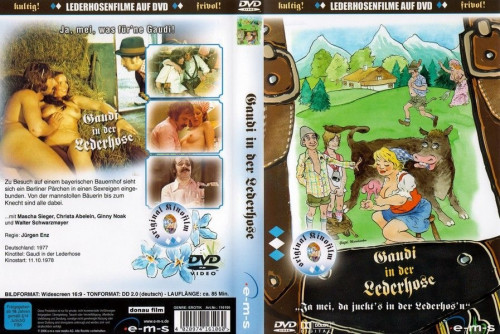 Gaudi In Der Lederhose (1977)