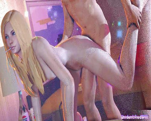 Juliet Starling 3D Porno