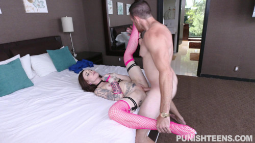 PunishTeens - Chloe Carter - Cum Is Thicker Than Water