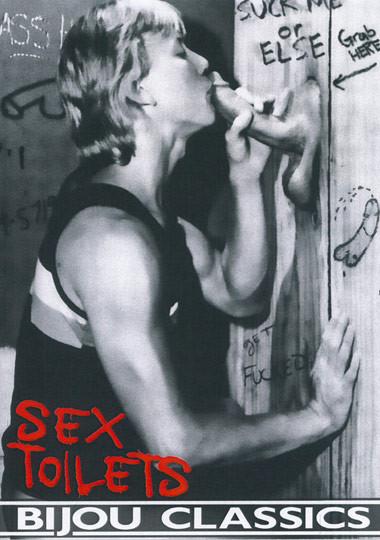 Bareback Sex Toilets - Jack Wrangler, Casey Donovan, Eric Ryan (1987) Gay Retro