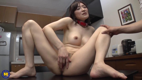 Mature Japanese Slave Suzune Yagami does it all