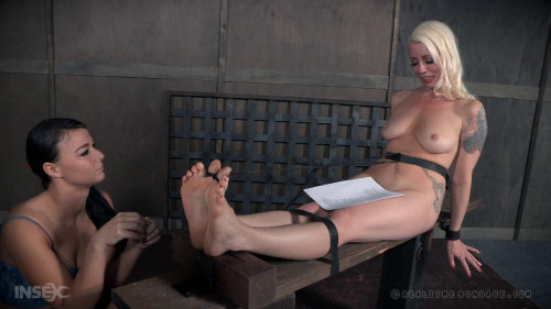 Lady Liberty Part 2 , Lorelei Lee BDSM
