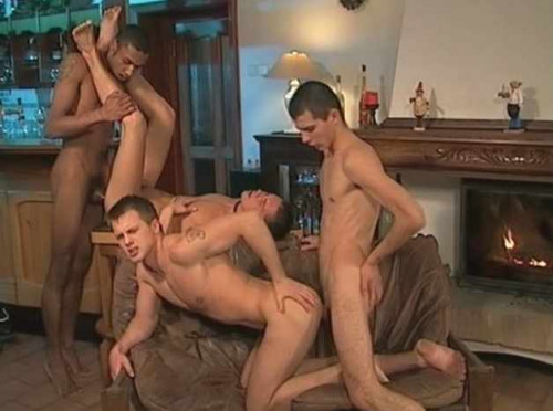 Hard Orgy At Hotel