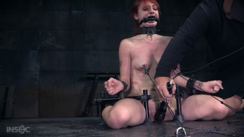Violet Monroe Freya French BDSM