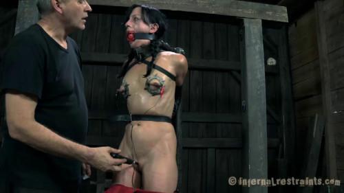 Elise Graves Sore Screams BDSM
