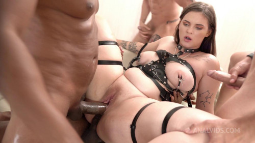 Taylee Wood POWER PLAY Piss Drinking and DOUBLE PENETRATION